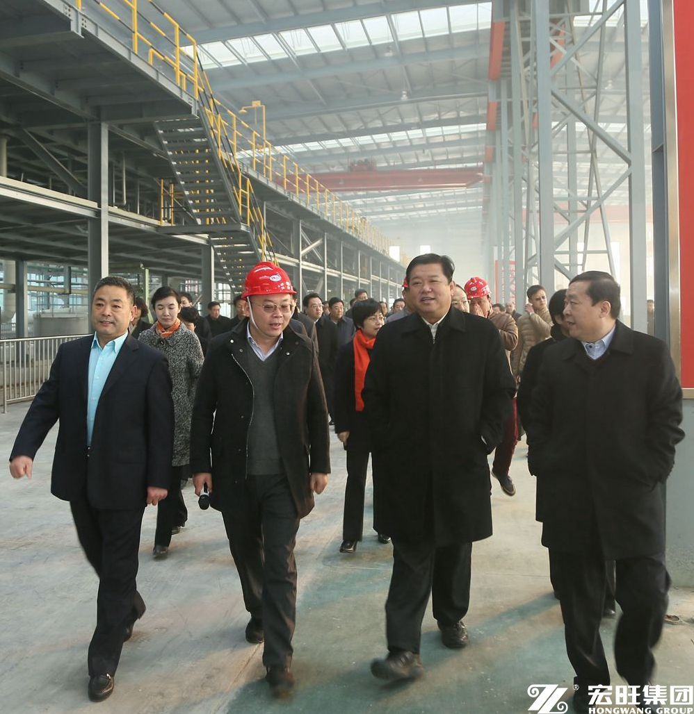 临沂市市委书记林峰海带队莅临山东雷竞技官网考察