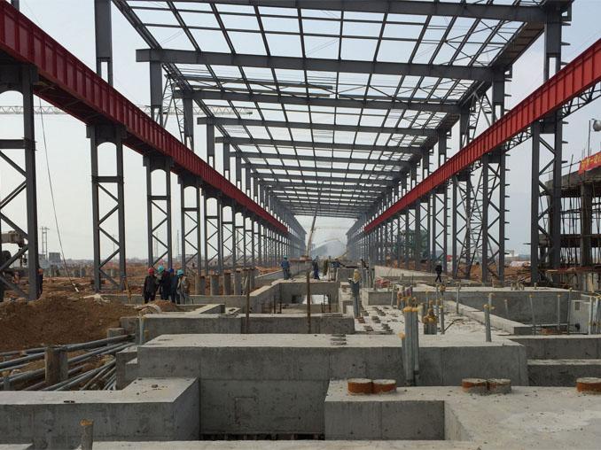 内外合力、助推加快建设福建雷竞技官网不锈钢冷轧项目