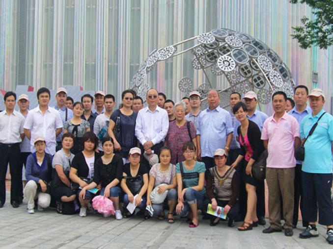 感恩之旅—集团优秀员工上海世博行