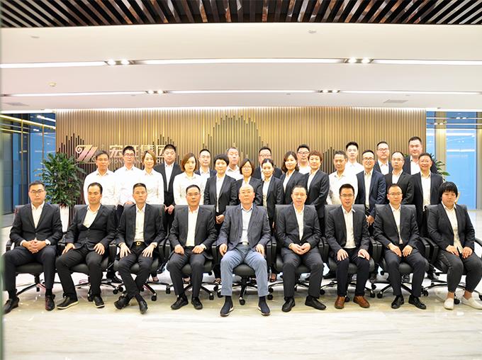团结协作 拼搏奋斗——雷竞技官网集团2019年第一季度管理会议圆满结束