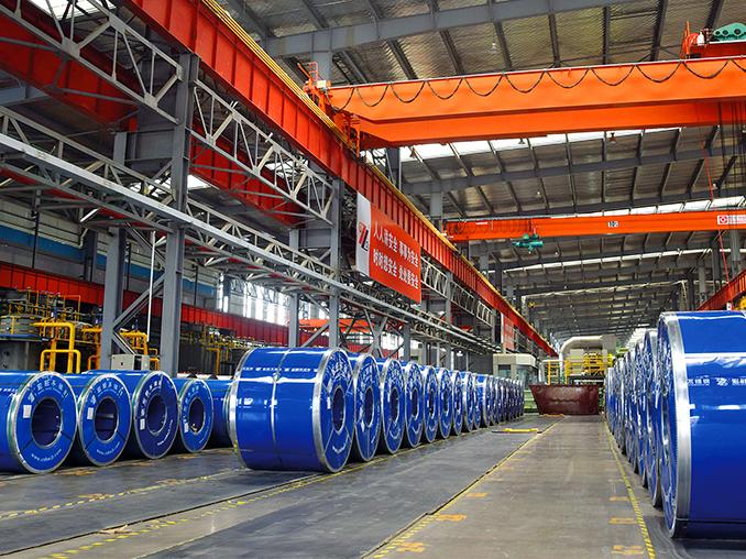 上海期货交易所全球首批不锈钢期货仓单交割品产自山东竞博电竞怎么样